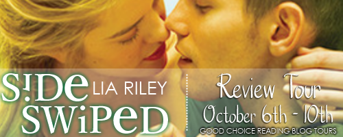 Blog Tour with Giveaway: Sideswiped (Off the Map #2) by Lia Riley