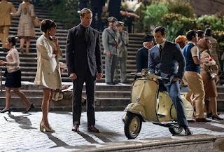 I protagonisti a Roma