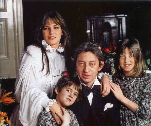 Great Love Stories № 19 | Jane Birkin & Serge Gainsbourg