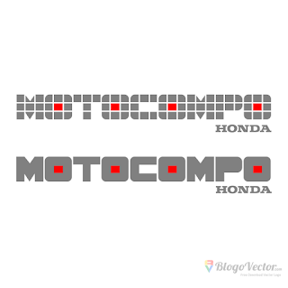 Honda Motocompo Logo vector (.cdr)