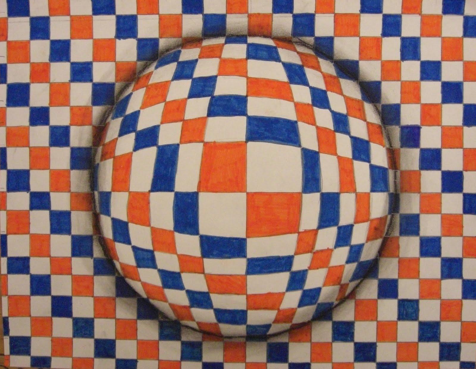 Quest Artists Ms Optical Art