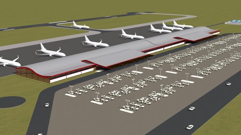 Autorização para construção de aeroporto em Olímpia é destaque em todo o país
