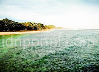 pengalaman berlibur ke pantai balekambang malang