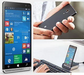 HP Elite X3, smartphone, HP