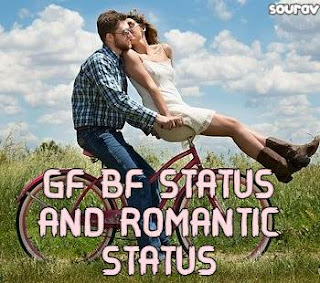 GF BF STATUS - ROMANTIC STATUS 2020 - status of love - status of my crush - status - love status - beautyful status - wp status - new status