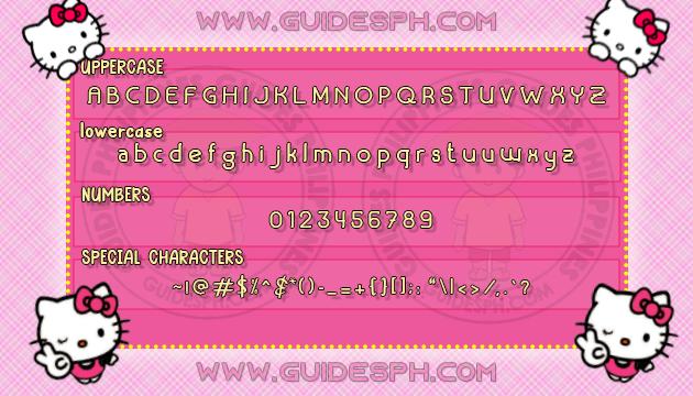 Mobile Font: Brandlaw Font TTF, ITZ, and APK Format