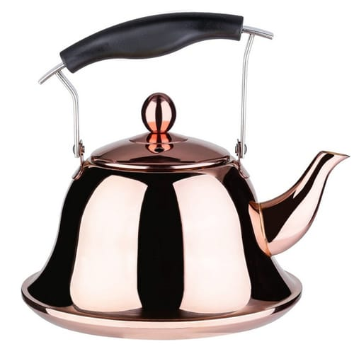 Onlycooker Whistling Stainless Steel Tea Kettle