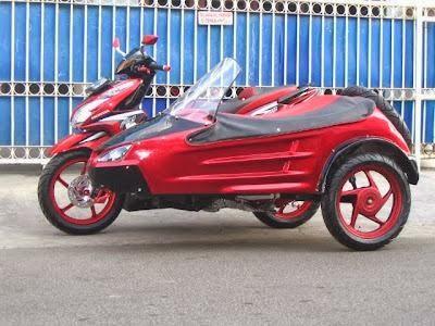5 Variasi Motor Honda Vario Techno 125 - Variasi Motor
