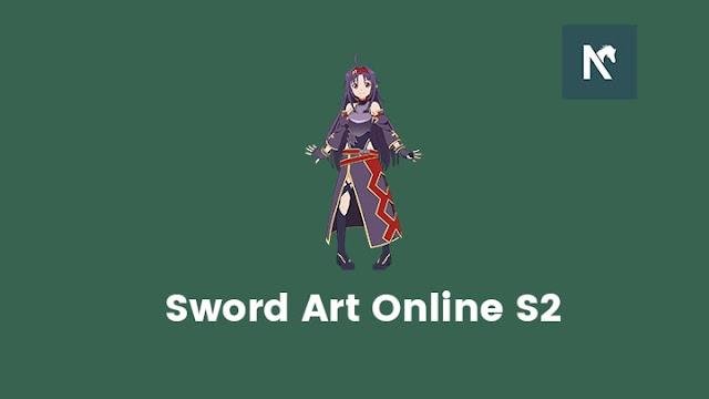 Nonton Sword Art Online Season 2 Subtitle Indonesia