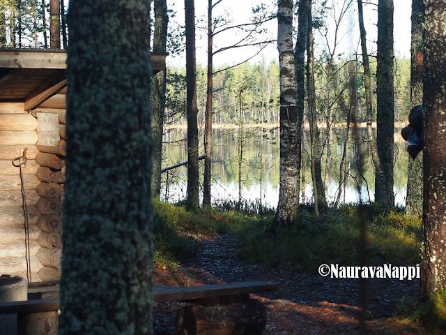 Isojärven luontopolku oulainen