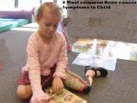 8 Most common Bone cancer Symptoms in Child