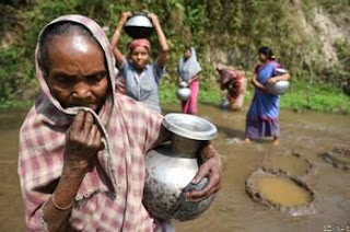 India facing the 'worst water crisis in its history' - india water