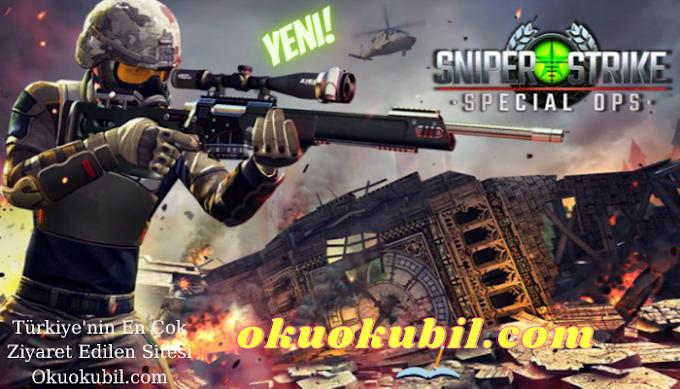 Sniper Strike Special Ops v500051 Cephane Mermi Hileli Mod Apk İndir