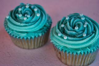 Cupcakes Azules, parte 1