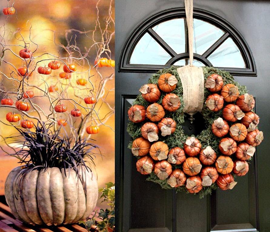 Small Pumpkin Decorations: Halloween Pumpkins Carving And Decorating Ideas