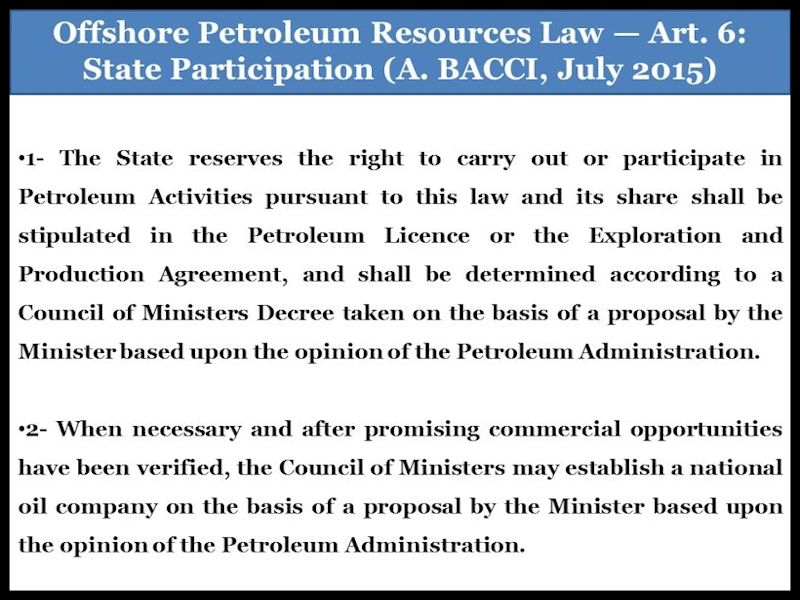 BACCI-Lebanon-Offshore-Natural-Gas-The-Importance-of-Two-Decrees-11-July-2015