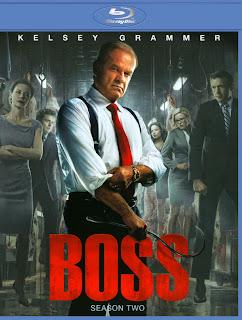 Boss – Temporada 2 [2xBD25] *Subtitulada