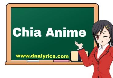 Chia Anime