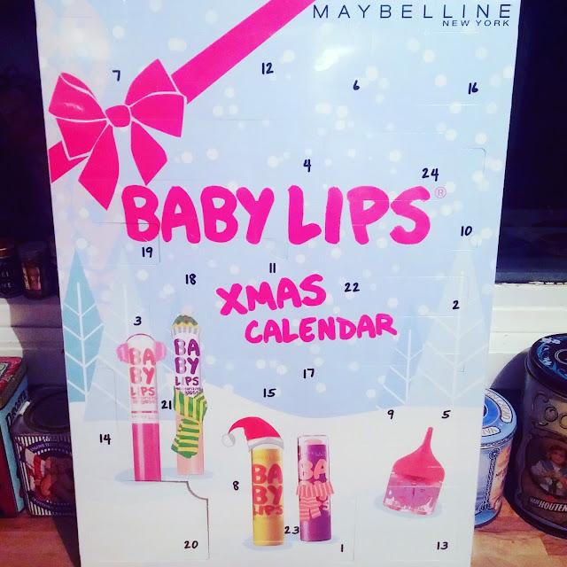 tavara joulukalenteri 2018 Minäkö keski ikäinen?: Babylips joulukalenteri ja Tatu ja Patu  tavara joulukalenteri 2018