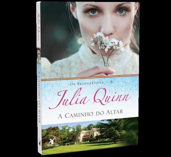 Resenha, livro, A-caminho-do-altar, Julia-Quinn