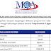 Permohonan Jawatan Kosong di Agensi Kelayakan Malaysia (MQA) - Kelayakan PMR/SPM/Diploma/Ijazah