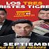 """Regresan Los Tres Tristes Tigres con su nuevo show: """"¡No es concierto!"""""""
