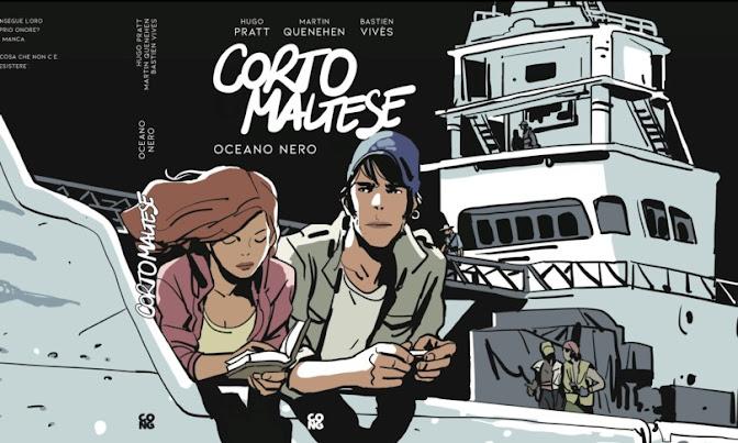 Attentati e narcotrafficanti, Corto Maltese si rinnova (e vince)