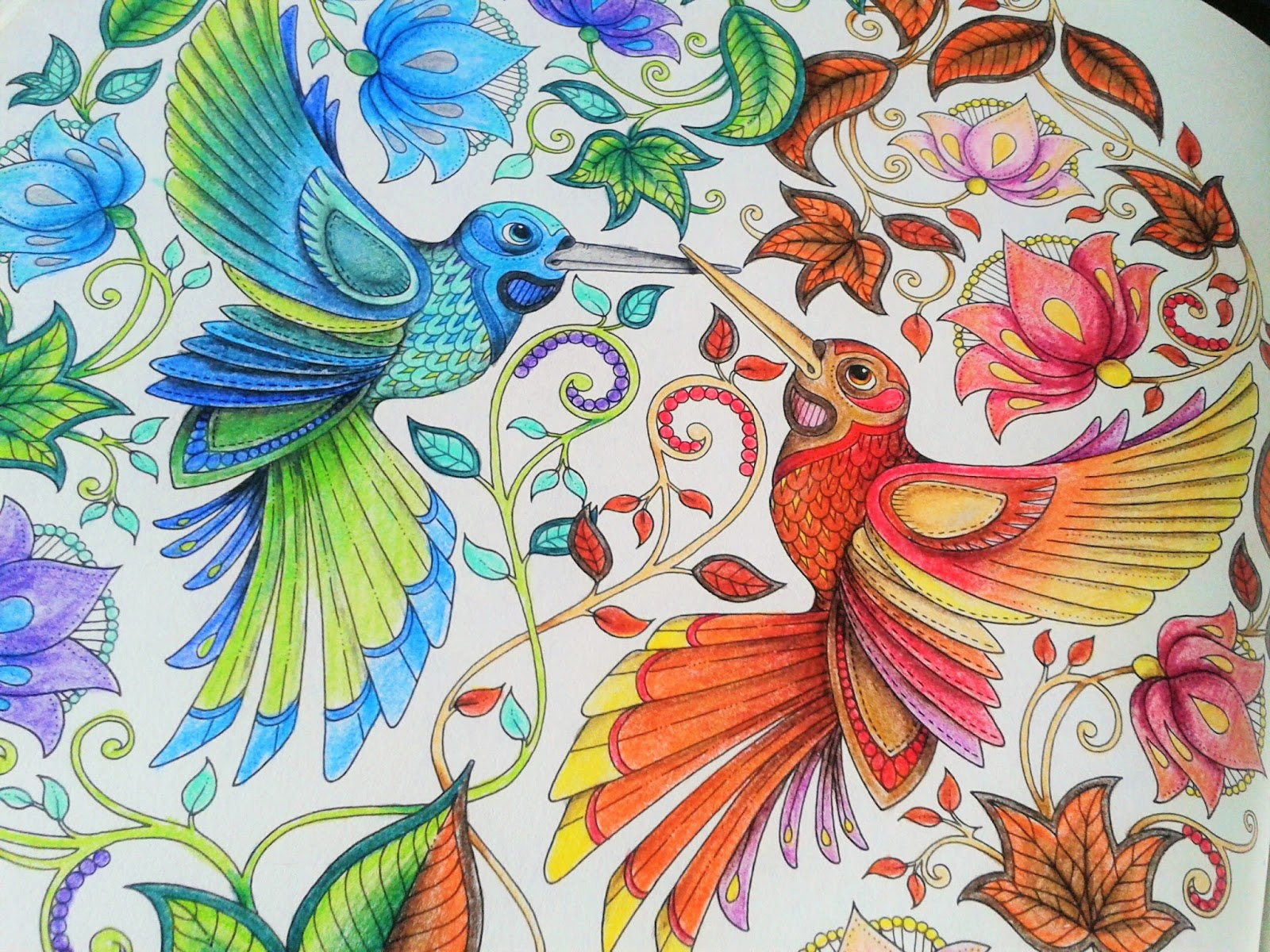Kolorowanki Antystresowe