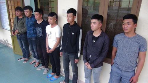 Quảng Ngãi Triệt phá 7 nhóm cho vay nặng lãi ở khu vực nông thôn