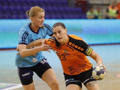 Női kézilabda EHF Kupa - Hétgólos előnyben az Érd