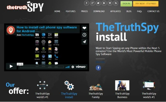 5 Android Phone Tapping Application 4