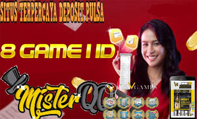 Situs Judi Pkv Mister Games Deposit Pulsa Terbaik Indonesia Dan Asia Top Capsa