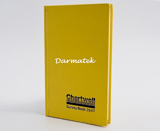 Darmatek Jual Buku CHARTWELL 2647 Buku Survey