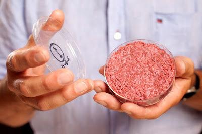 Primera hamburguesa de carne artificial cultivada en laboratorio