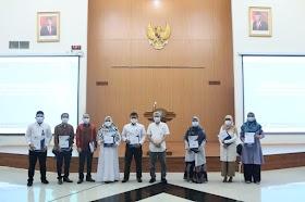 Rektor Uhamka Berharap Dosen dan Karyawan Uhamka Melek Perkembangan Zaman