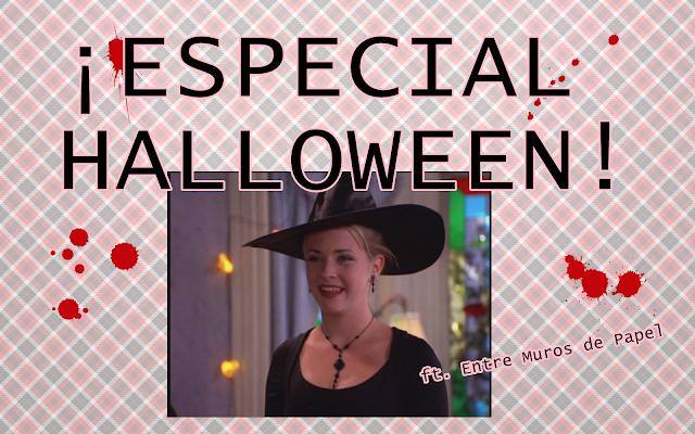 ¡Especial Halloween! ft. Entre Muros de Papel