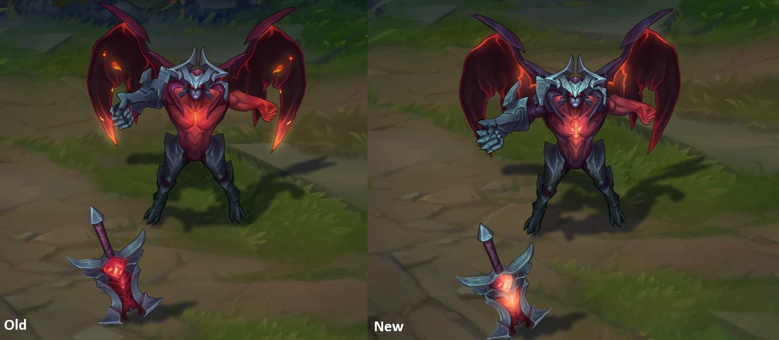 [Wing Comparison]