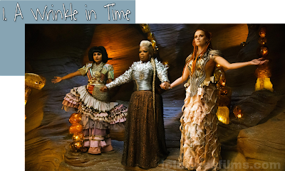 A Wrinkle in Time 2018 movie Mindy Kaling Oprah Reese Witherspoon