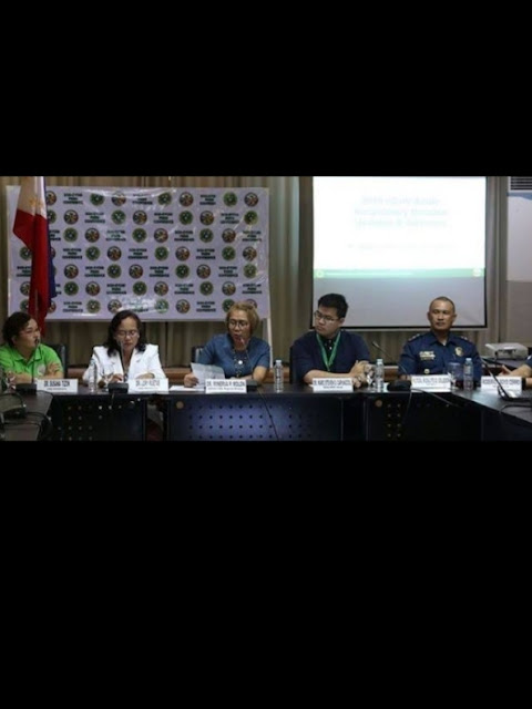 TACLOBAN CITY: DOH in Eastern Visayas confirms nCov case