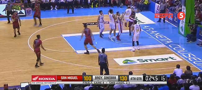 Ginebra def. San Miguel, 130-100 (REPLAY VIDEO) Finals Game 4 / August 3