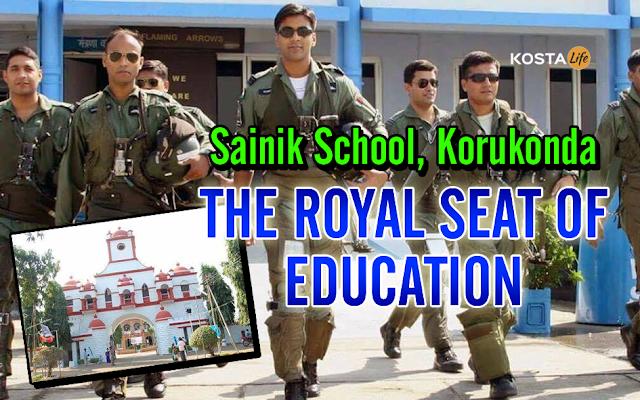 Korukonda Sainik School Entrance Exam Online Aregistration and Exam Dates  ADMISSION FOR CLASSES VI & IX : 2019-2020 IN SAINIK SCHOOL KORUKONDA, (VIZIANAGARAM DIST)  korukonda-sainik-school-entrance-exam-notification-dates-apply-online