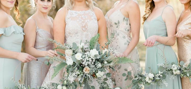 Colorado Dream Wedding with Gorgeous Mountain Views