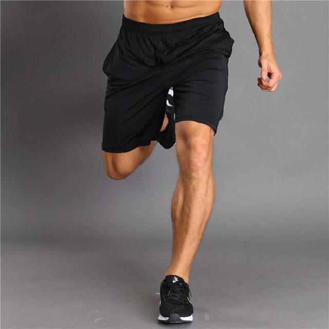 mẫu giày phù hợp với quần short thể thao