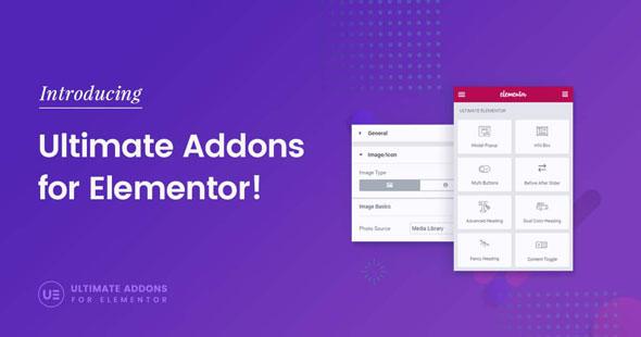 Ultimate Addons for Elementor v1.3.1