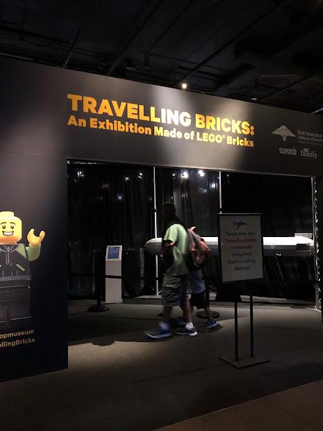Hawaii Mom Travelling Bricks Exhibition Of