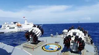 Coast Guard China yang Bandel