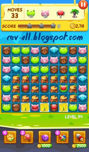 Mulai bermain - Game Android Pet Match (menyocokkan hewan peliharan) permainan shared by rev-all.blogspot.com