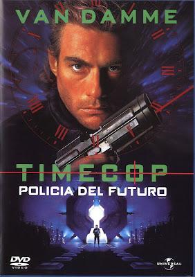 Timecop 1994 DVDR NTSC Latino