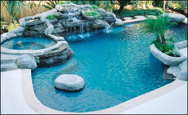Variations Of The Swimming Pool Ideas