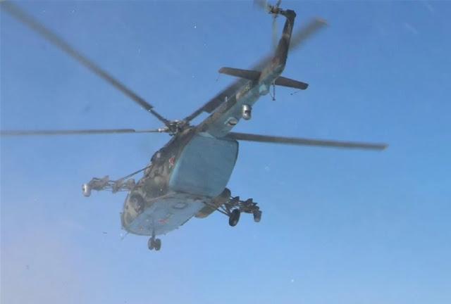 Trực thăng Nga